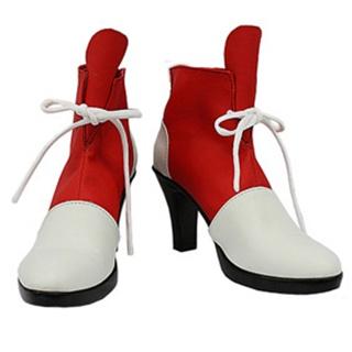 Revolutionary Girl Utena  Tenjo Utena PU Leather Cosplay Boots