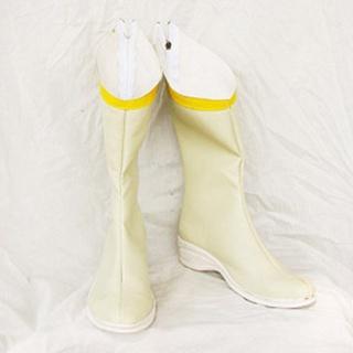 Toward The Terra Jomy Marcus Shin PU Leather Cosplay Boots