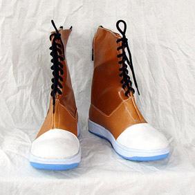 Ys Origin Yunica Tovah PU Leather Cosplay Boots