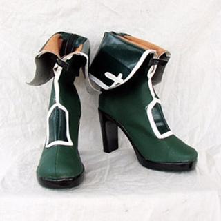 Ys Origin Adol Christin PU Leather Cosplay Boots