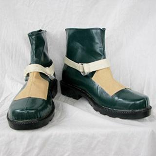 Ys Origin Rico Gemma PU Leather Cosplay Boots