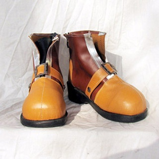 Ys Origin Eolia PU Leather Cosplay Boots