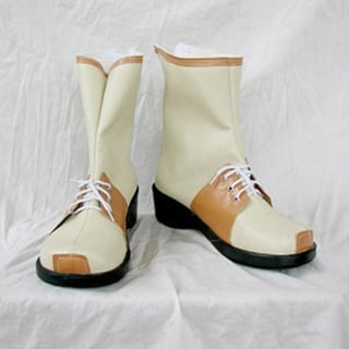 Ys Origin PU Leather Cosplay Boots