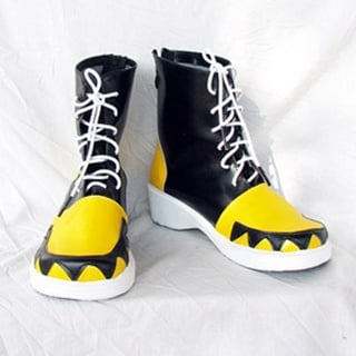 SOUL EATER PU Leather Cosplay Boots