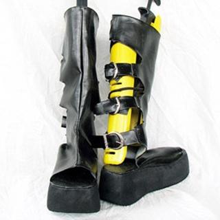 Moyasimon: Tales of Agriculture Haruka Hasegawa  PU Leather Cosplay Boots