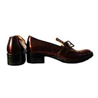 黒執事 シエル·ファントムハイヴ(Ciel Phantomhive)合皮 コスプレ靴