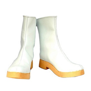 VOCALOID PU Leather Cosplay Boots