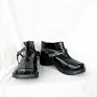 Macross Frontier Mikhail  PU Leather Cosplay Boots