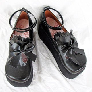 Black Butler  Ciel Phantomhive PU Leather Cosplay Shoes