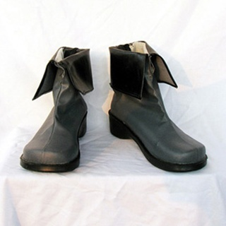 Axis Powers Hetalia China PU Leather Cosplay Boots