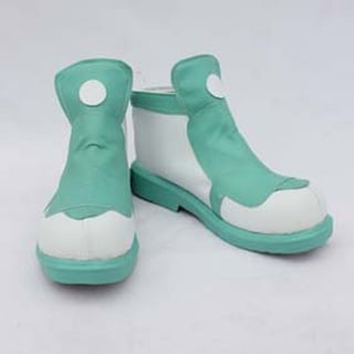 Digitarumonsta Juri  PU Leather Cosplay Boots