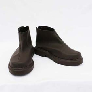 The King Of Fighters KYO KUSANAGI  PU Leather Cosplay Boots