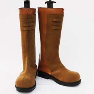 Cross Gate Aya PU Leather Cosplay Boots
