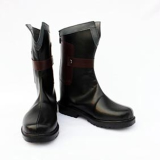 Gujian Jinlei PU Leather Cosplay Boots