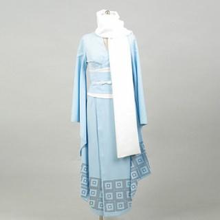 ぬらりひょんの孫~千年魔京~雪女(ゆきおんな)コスプレ衣装 人気 新品