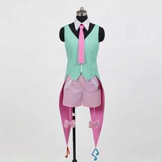 Macross Frontier  sayounaratubasa Ranka Lee Cosplay Costume