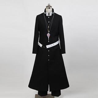 Blue Exorcist Shiro Fujimoto Cosplay Costume