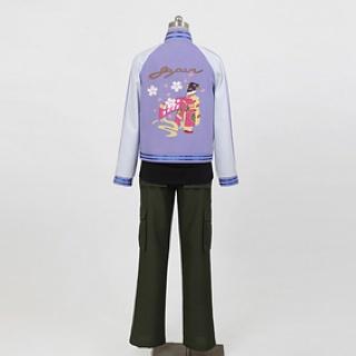 TIGER & BUNNY 折紙サイクロン/イワン·カレリン  コスプレ衣装  豪華版 女性S