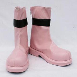 Touhou Project Houjuu Nue PU Leather Cosplay Boots