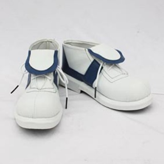 Inazuma Eleven Utsumiya Toramaru PU Leather Cosplay Shoes