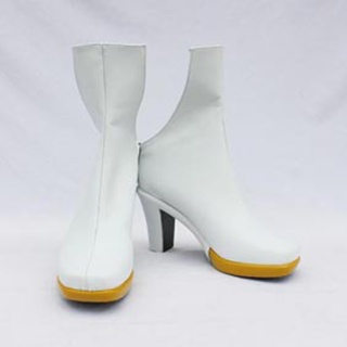 VOCALOID Kagamine APPEND Ver. PU Leather Cosplay Boots