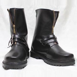 Devil May Cry Dante PU Leather Cosplay Boots