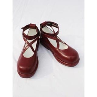 緋弾のアリア 峰理子 レード 合皮 コスプレ靴