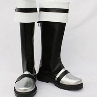 The Legend of Heroes ZERO NO KISEKI Colonel Richard PU Leather Cosplay Boots