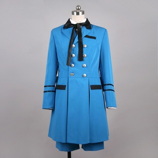 Black Butler Ciel Phantomhive Uniform Cosplay Costume