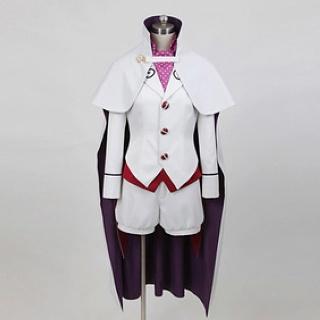 Blue Exorcist Mephisto Pheles Cosplay Costume