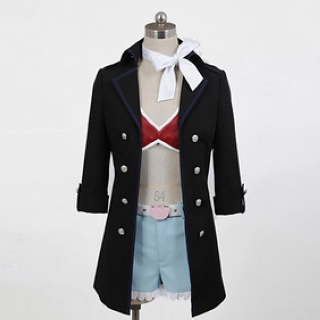 Blue Exorcist True Cross Academy Shura Kirigakure Cosplay Costume