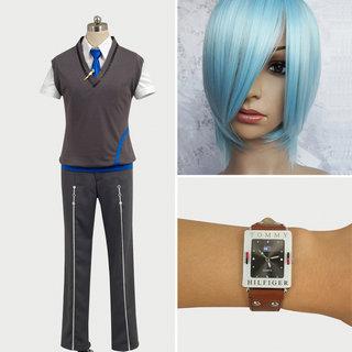 星座彼氏Starry☆Sky 金久保誉 衣装+ウイッグ 2点セット