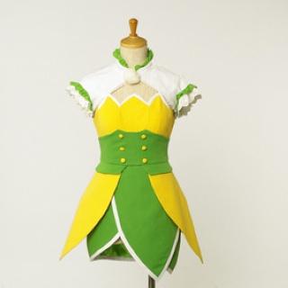 The Idolmaster  Chihaya Kisaragi Cosplay Costume