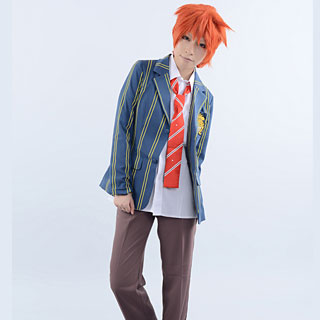 Uta no Prince-sama  uniform male Otoya Ittoki Cosplay Costume