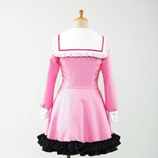 ロウきゅーぶ! 慧心学園初等部 湊智花  女子制服 コスプレ衣装