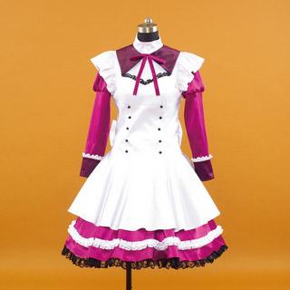 Mashiroiro Symphony  Love is pure white  Angelina Nanatsu Sewell  maid uniform  Cosplay Costume