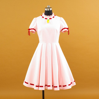 Touhou Project Touhou Bogetsusho Tewi Inaba Cosplay Costume