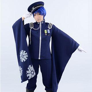VOCALOID Hatsune Miku Senbonzakura Kaito Cosplay Costume