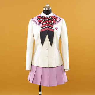 Blue Exorcist Shiemi Moriyama True Cross Academy uniform Cosplay Costume