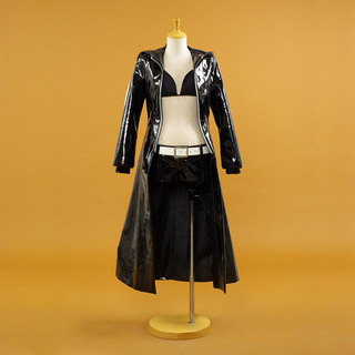 BLACK★ROCK SHOOTER BRS Cosplay Costume