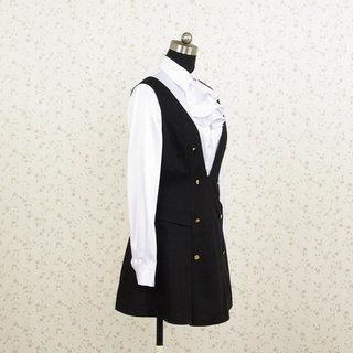 妖狐×僕SS  白鬼院凜々蝶 制服 コスプレ衣装