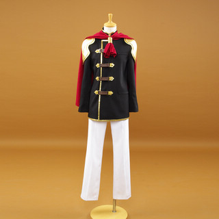 Final Fantasy Type-0 Men uniform Cosplay Costume