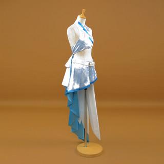 戦姫絶唱シンフォギア 風鳴翼  コスプレ衣装