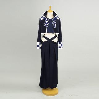 BRAVE10 Rokuro Unno Cosplay Costume