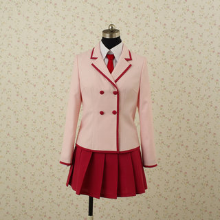 Listen to Me, Girls. I Am Your Father! Sora Takanashi Cosplay Costume