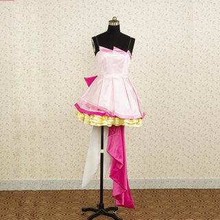 Senki Zessho Symphogear Kanade Amo Cosplay Costume