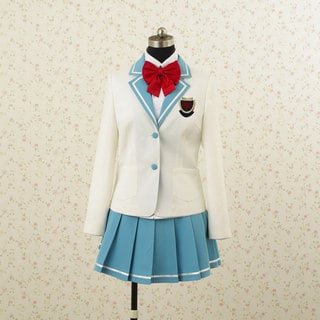 Bodacious Space Pirates Marika Kato  The Bentenmaru school uniform cosplay costum