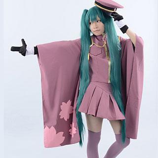 VOCALOID Hatsune Miku Senbonzakura Deluxe Cosplay Costume