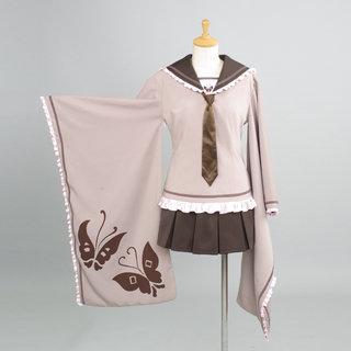 VOCALOID 千本桜 鏡音リン 高品質コスプレ衣装 豪華新作
