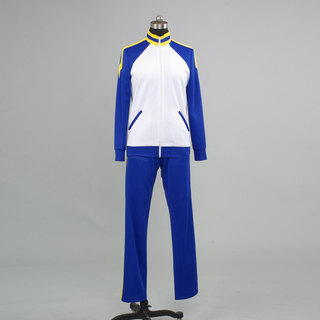 Inazuma Eleven GO Raimon high school man uninform Cosplay Costume